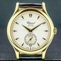 Chopard L.U.C Yellow gold 36mm Silver