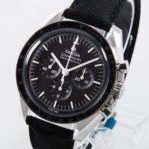 Omega Speedmaster Professional Moonwatch Stahl 42mm Schwarz Deutschland, Weißenhorn