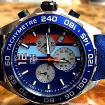 TAG Heuer Formula 1 Quartz Steel 43mm Blue No numerals United States of America, Pennsylvania, Philadelphia