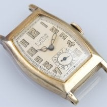 Gübelin Yellow gold 22mm Manual winding pre-owned United States of America, California, Pacifica