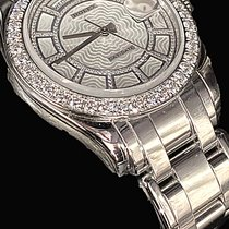 Rolex Day-Date Platinum 39mm Mother of pearl No numerals
