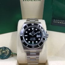 Rolex Submariner Date Steel 41mm Black No numerals United States of America, Illinois, Springfield