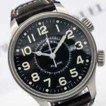 Zeno-Watch Basel Stahl 47mm Automatik zeno gebraucht Deutschland, München