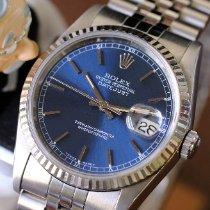 Rolex Datejust Steel 36mm Blue No numerals United States of America, California, Sherman Oaks