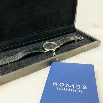 NOMOS Orion Steel 35mm Black No numerals