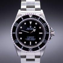 Rolex Submariner (No Date) Steel 40mm Black No numerals United Kingdom, Scarborough