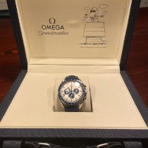 Omega Speedmaster Steel 42mm Silver