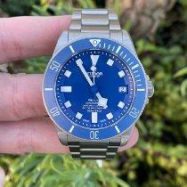 Tudor Pelagos Titanium 42mm Blue No numerals United States of America, California, Los Angeles