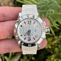 Jaeger-LeCoultre Master Compressor Diving pre-owned White Rubber