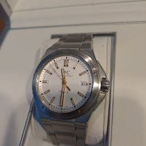 IWC Ingenieur Automatic Steel Silver No numerals United States of America, Missouri, Kansas City
