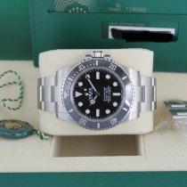 Rolex Submariner (No Date) nuevo 2021 Automático Reloj con estuche y documentos originales 124060