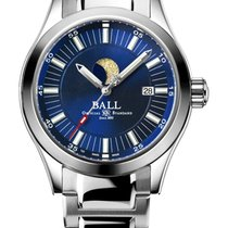 Ball Engineer II Steel 41mm Blue No numerals United States of America, New Jersey, River Edge