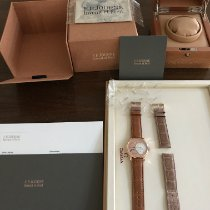 F.P.Journe Rose gold Automatic Pink Arabic numerals 40mm new Octa
