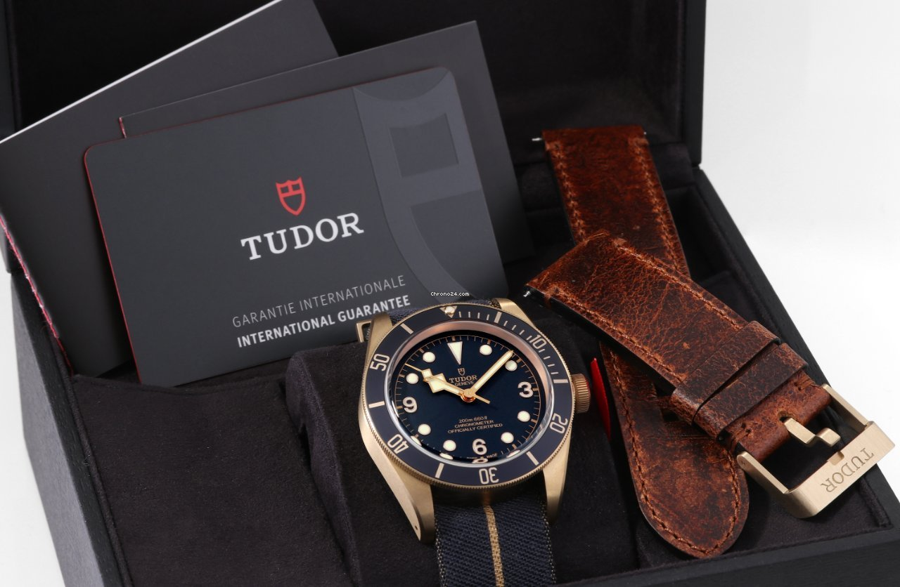 Tudor Black Bay Bronze 79250BB-0001 2021 new