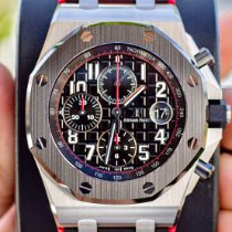 Audemars Piguet Royal Oak Offshore Chronograph new 2021 Automatic Chronograph Watch with original box and original papers 26470SO.OO.A002CA.01
