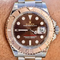 Rolex 116621 Gold/Steel 2020 Yacht-Master 40 40mm pre-owned United States of America, Texas, Plano