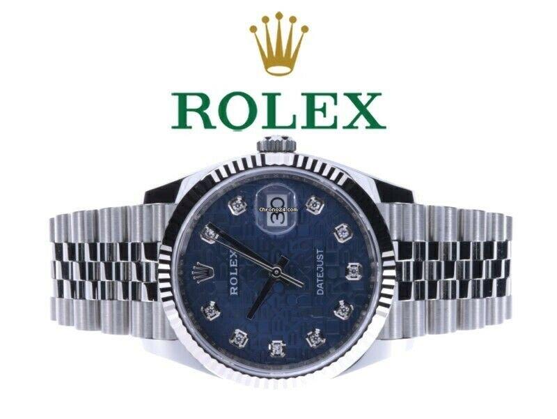 Rolex Datejust 126234 2021 новые