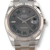 Rolex Datejust Steel 41mm Grey United States of America, New Hampshire, Nashua