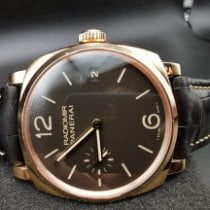 Panerai PAM 00515 Or rose 2014 Radiomir 1940 3 Days 47mm occasion