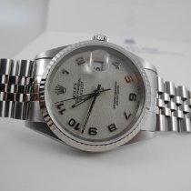 Rolex 16234 Acciaio 1996 Datejust 36mm usato Italia, bologna
