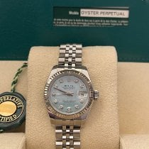 Rolex Lady-Datejust Acero 26mm Blanco