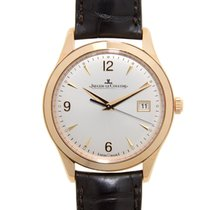 Jaeger-LeCoultre Rose gold Automatic Silver Arabic numerals 39mm new Master Control Date
