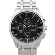 Tissot Couturier neu 2021 Automatik Chronograph Uhr mit Original-Box und Original-Papieren T035.627.11.051.00