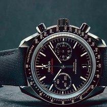 Omega Speedmaster Professional Moonwatch Ceramica Nero Senza numeri Italia, San Giovanni Valdarno
