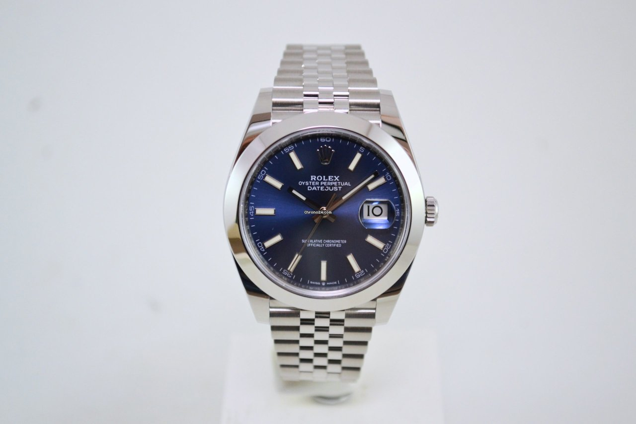 Rolex Datejust 126300 2021 nieuw
