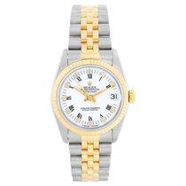Rolex Lady-Datejust Gold/Steel 31mm White Roman numerals United States of America, Texas, Dallas