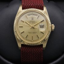 Rolex Day-Date 36 pre-owned 36mm Champagne Date