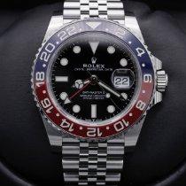 Rolex GMT-Master II Steel 40mm Black United States of America, California, Huntington Beach