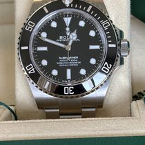 Rolex Submariner (No Date) 124060 Nou Otel 41mm Atomat