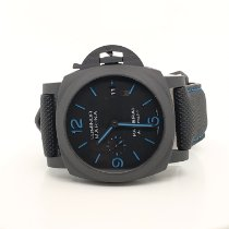 Panerai PAM 01661 New Carbon 44mm Automatic