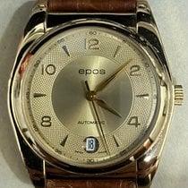 에포스 중고시계 자동 37mm 금색