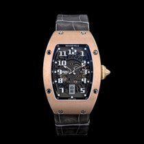 Richard Mille Red gold Automatic Transparent Arabic numerals new RM 07