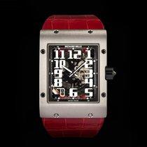 Richard Mille RM 016 Titanium Transparent Arabic numerals