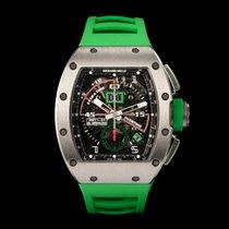 Richard Mille RM 011 Титан Прозрачный Aрабские