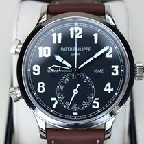 Patek Philippe new Automatic 42mm White gold Sapphire crystal