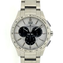 Maurice Lacroix Miros Steel 40mm Silver No numerals