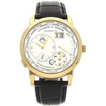 A. Lange & Söhne Lange 1 Yellow gold 42mm Yellow No numerals