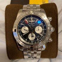 Breitling Chronomat 44 GMT Steel 44mm United States of America, New York, Astoria