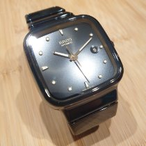 Rado r5.5 Ceramic 43mm Black No numerals