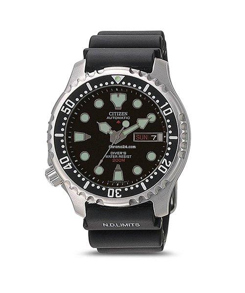 Citizen Promaster Marine NY0040-09EE new