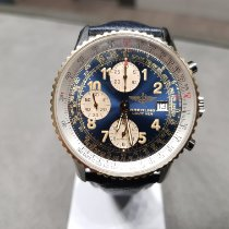 Breitling Old Navitimer Steel 41mm Blue Arabic numerals