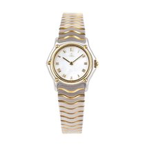 Ebel Sport Gold/Steel 24mm Mother of pearl United States of America, Ohio, Columbus