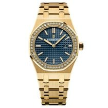 Audemars Piguet Royal Oak Lady 67651BA.ZZ.1261BA.02 Sin usar Oro amarillo 33mm Cuarzo
