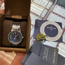 Breitling Navitimer Steel 41mm Black No numerals United States of America, New Jersey, Totowa