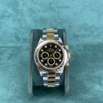 Rolex Daytona 16523 Ottimo Oro/Acciaio 40mm Automatico Italia, Saronno