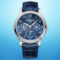 Patek Philippe 5327G-001 White gold 2016 Perpetual Calendar 39mm pre-owned United States of America, New York, New York
